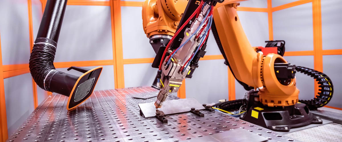 Robotic automation equipment for electronic manufacturing