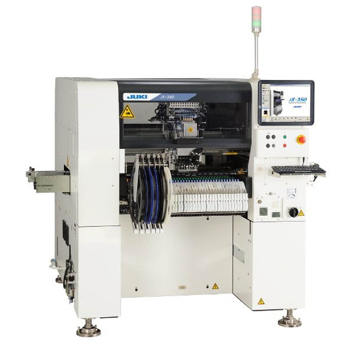 JUKI JX-350 Compact High-Speed Mounter