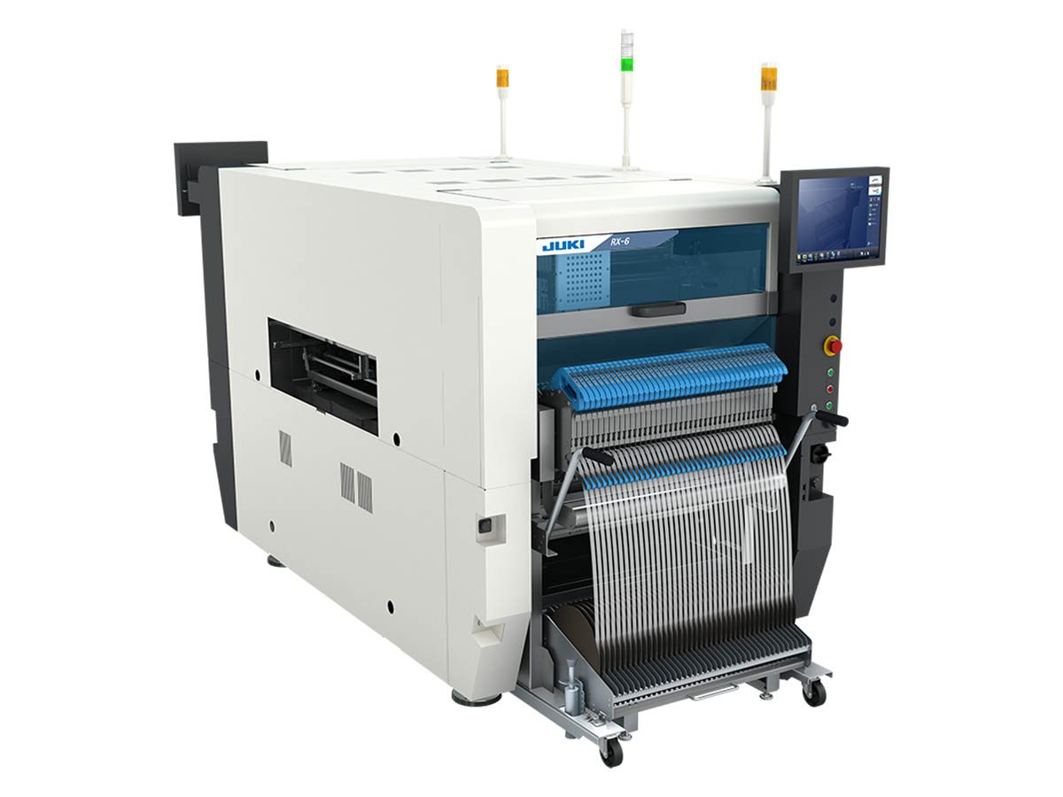 UKI RX-6 High-Speed Compact Modular Mounter