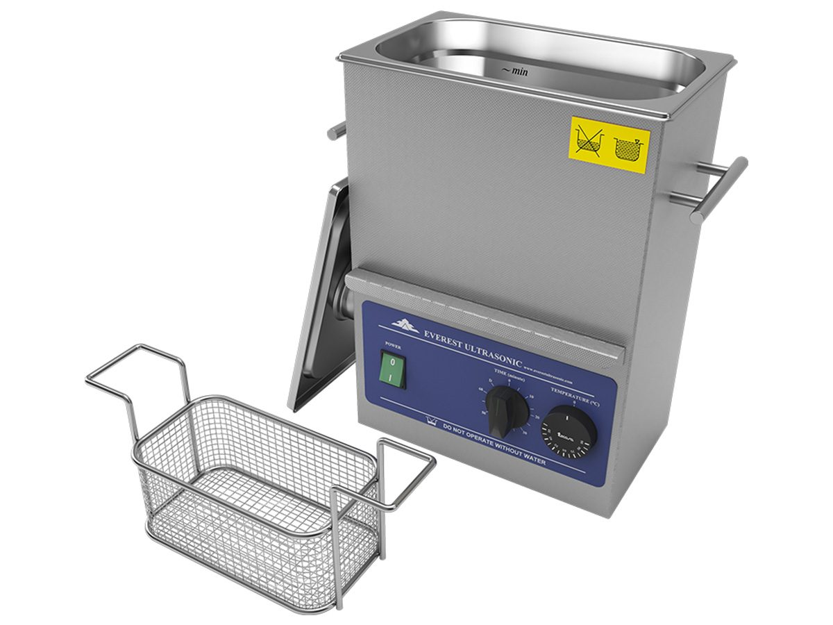 Benchtop Model Ultrasonic Cleaners - Cleanex
