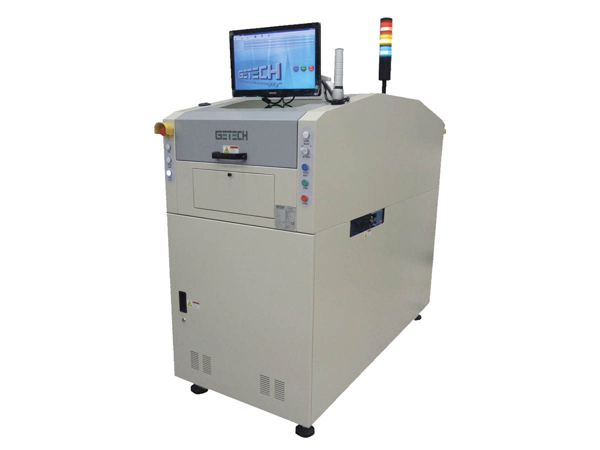 GLMS Laser Marking System feature