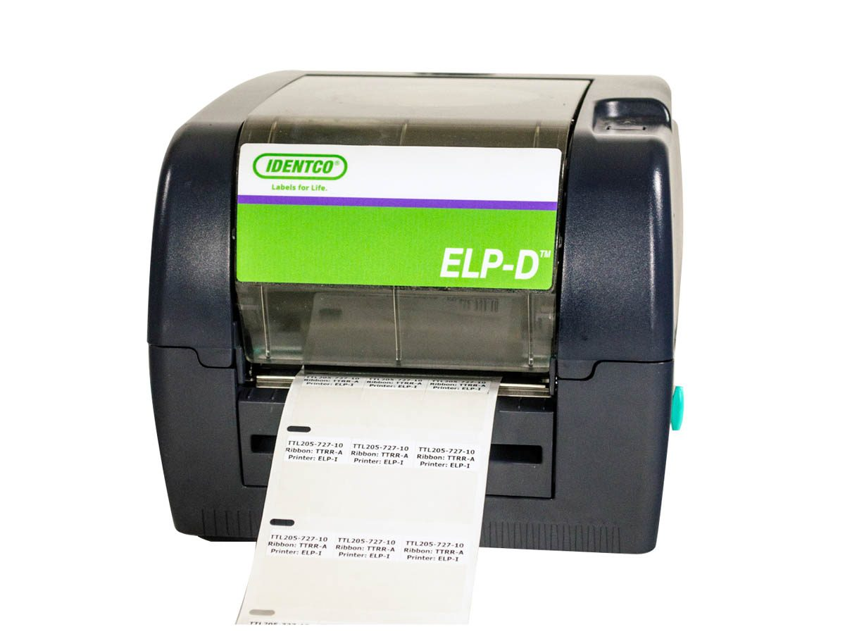 Identco ELP-D Thermal Transfer Printer