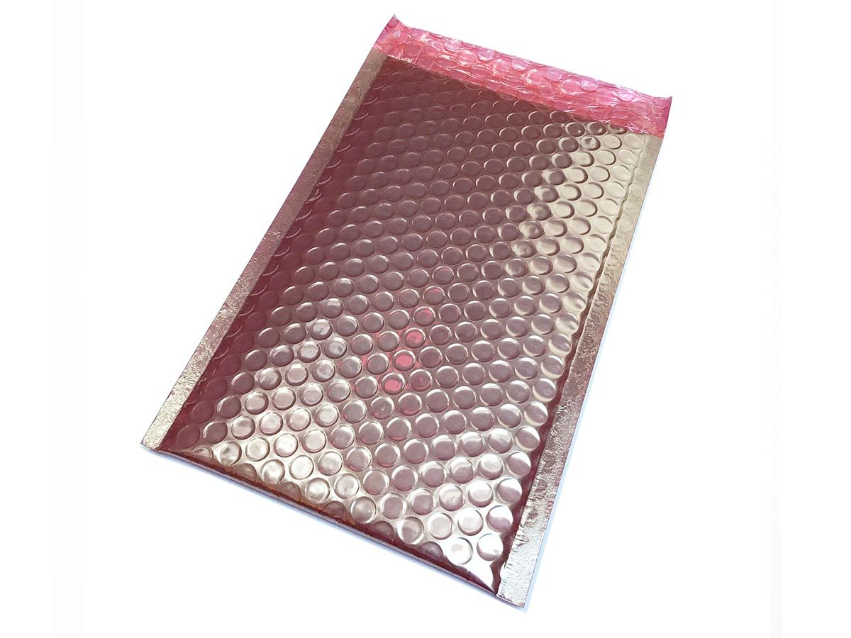 Static shielding cushion pouches feature